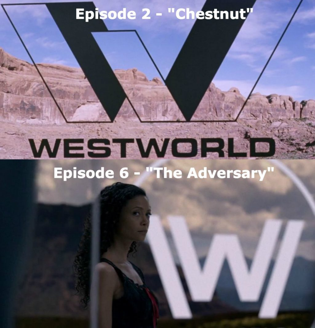 Westworld Logo - HBO