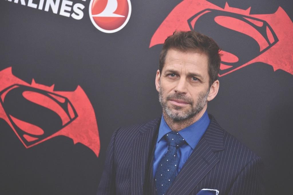 Director Zack Snyder