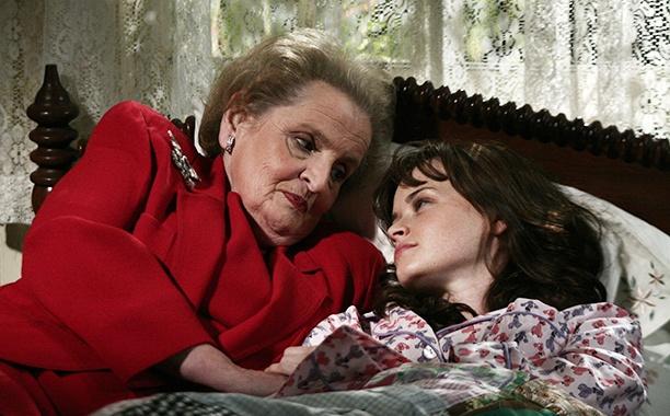 Madeleine Albright on Gilmore Girls | Warner Bros.