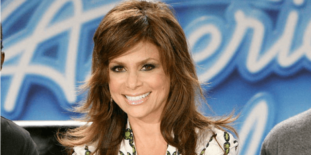 Paula Abdul on American Idol.