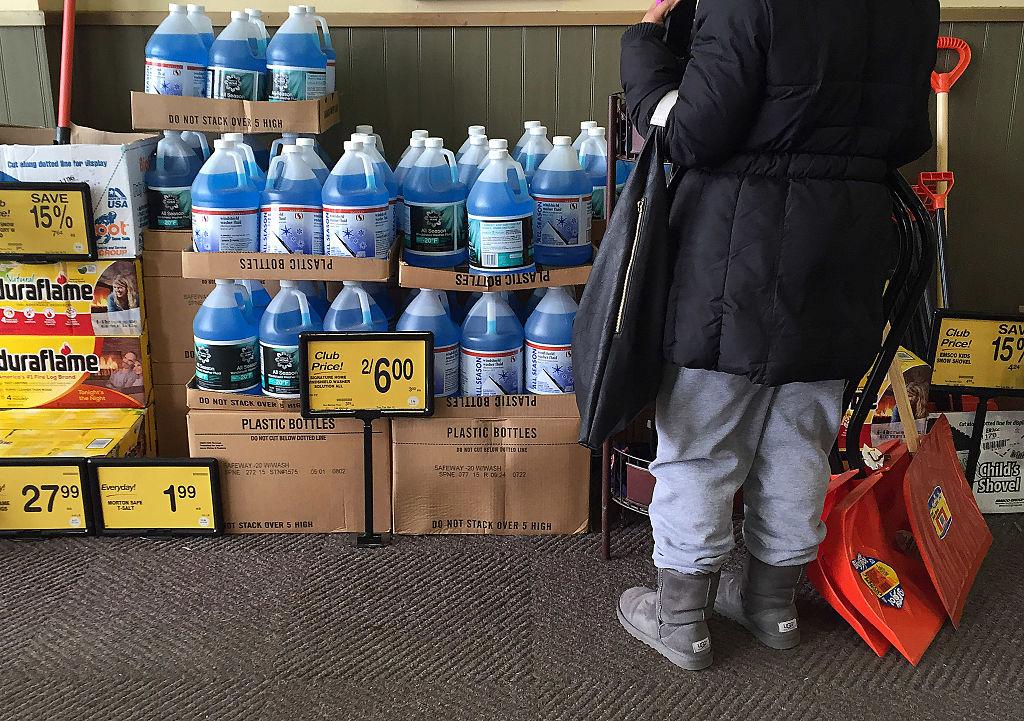antifreeze for sale