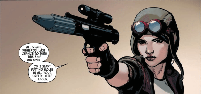 Star Wars Doctor Aphra - Marvel