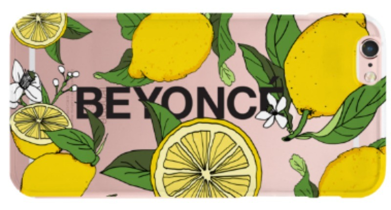 Beyonce phone case