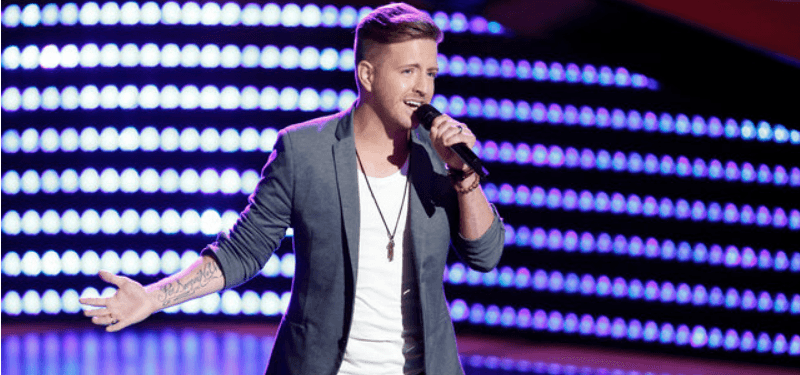 Billy Gilman on The Voice