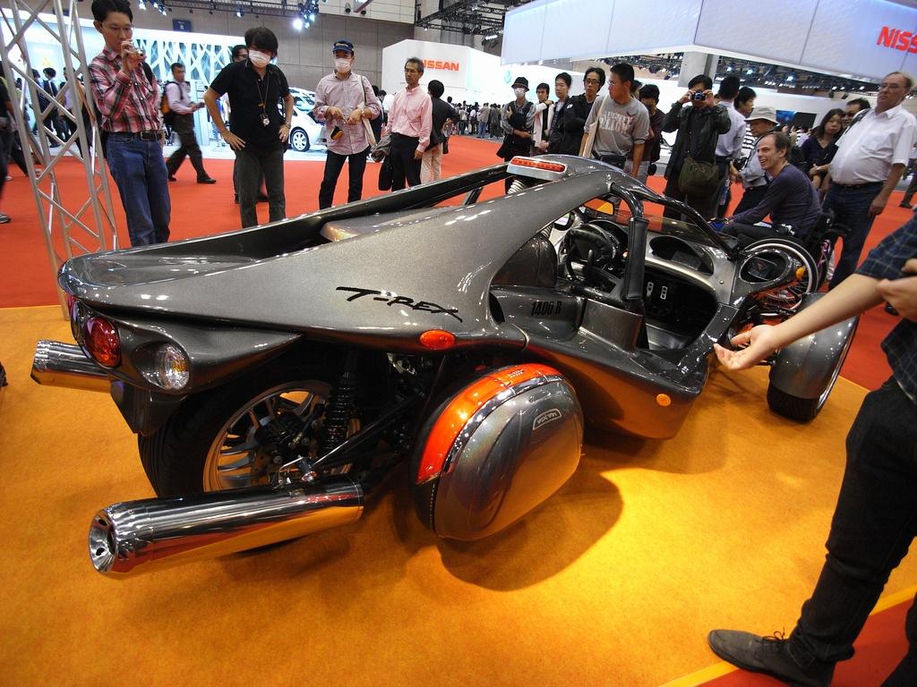 A Campagna T-Rex 16S bike.