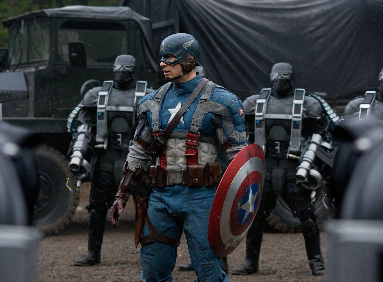 Captain America: The First Avenger | Marvel