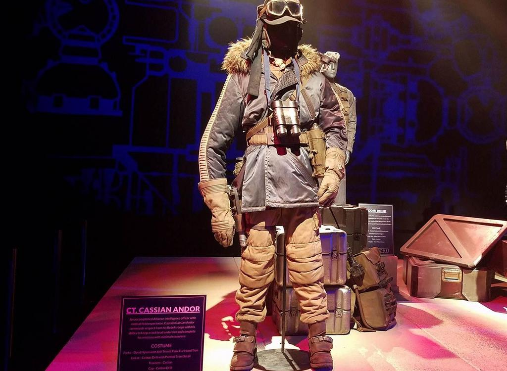 Cassian Andor's Rogue One Costume