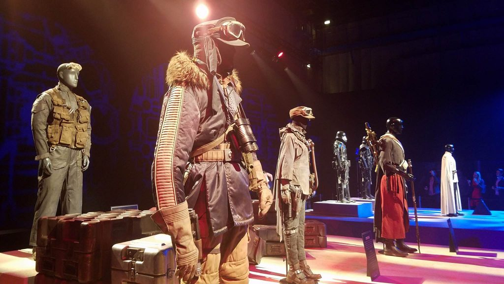 Rogue One Costumes - Star Wars