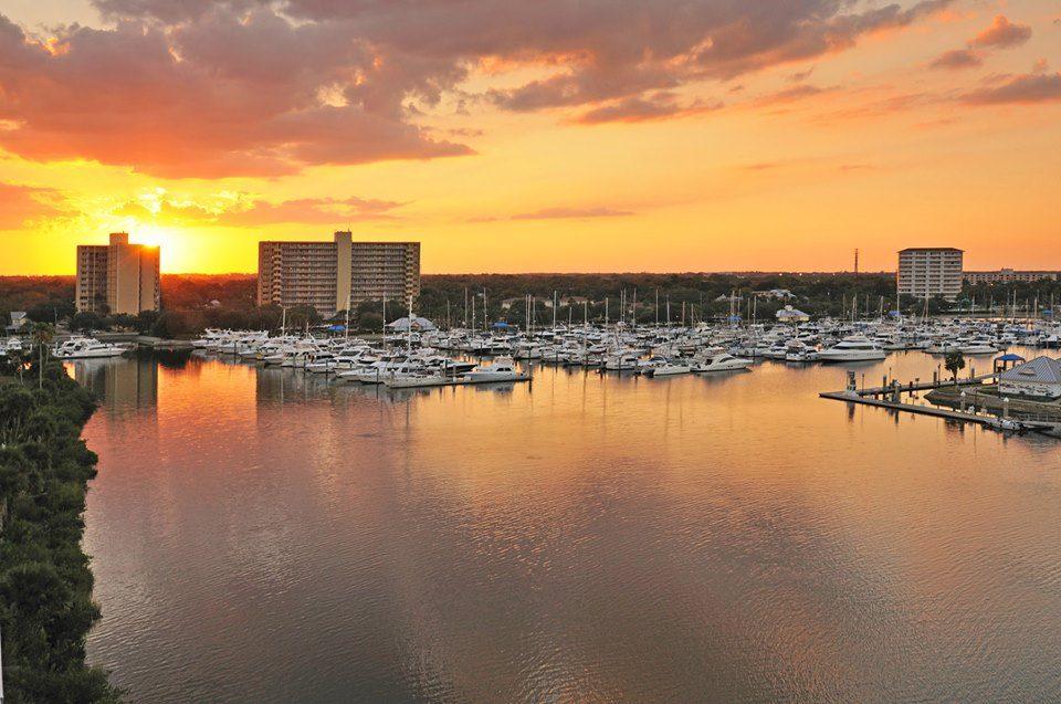 Afternoon in Daytona Beach, FL