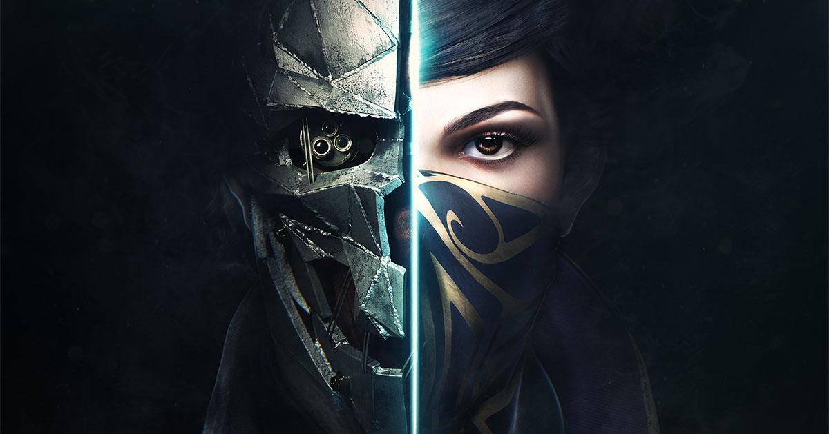 Promo art for 'Dishonored 2'