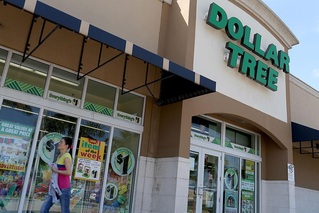 dollar tree store