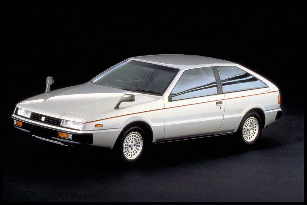1981 Isuzu Impulse