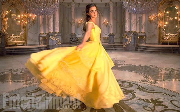 Beauty and the Beast | Disney via EW