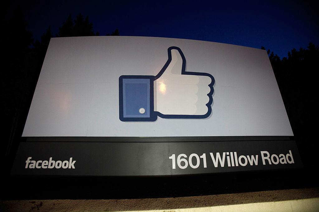 Facebook headquaters