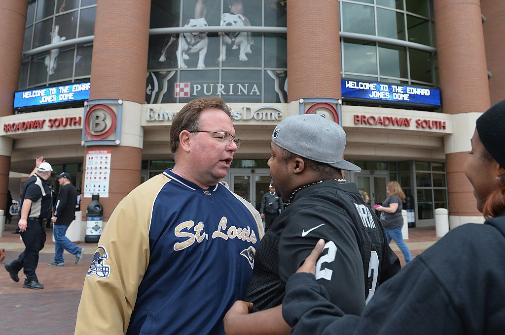 NFL Fans: 7 Stadiums Where You're Most Likely to Get Arrested