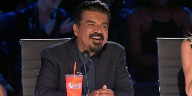 George Lopez on 'America's Got Talent'.