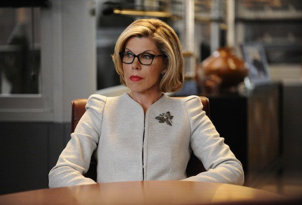 The Good Wife's Diane Lockhart | CBS