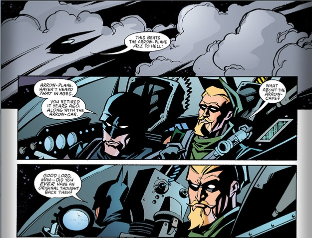 Green Arrow and Batman - DC Comics