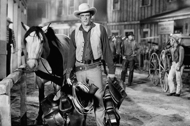 Gunsmoke | CBS longest-running tv shows
