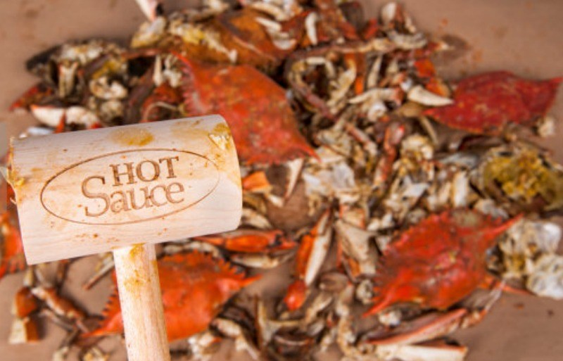 hot sauce crab mallet
