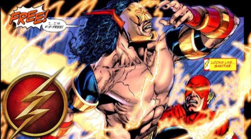Savitar   DC Comics