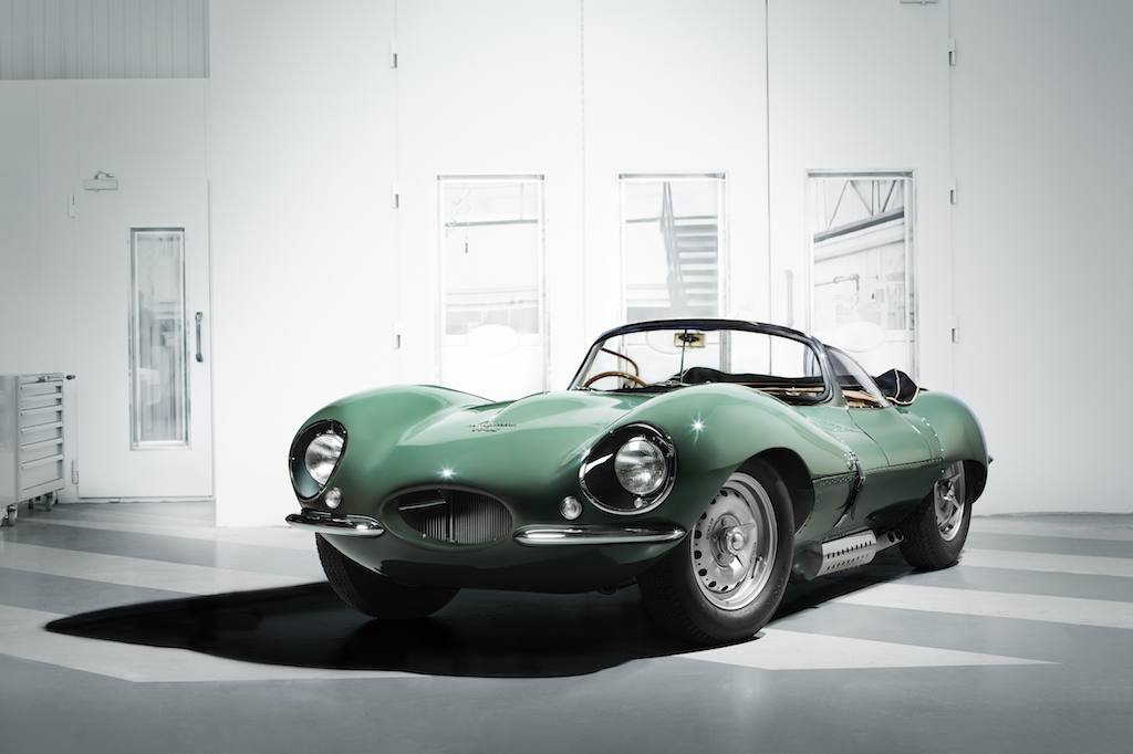 2017 Jaguar XKSS