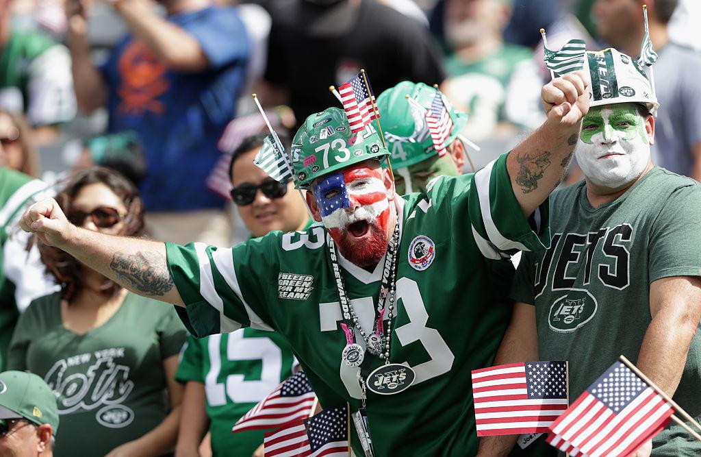 Jets fans
