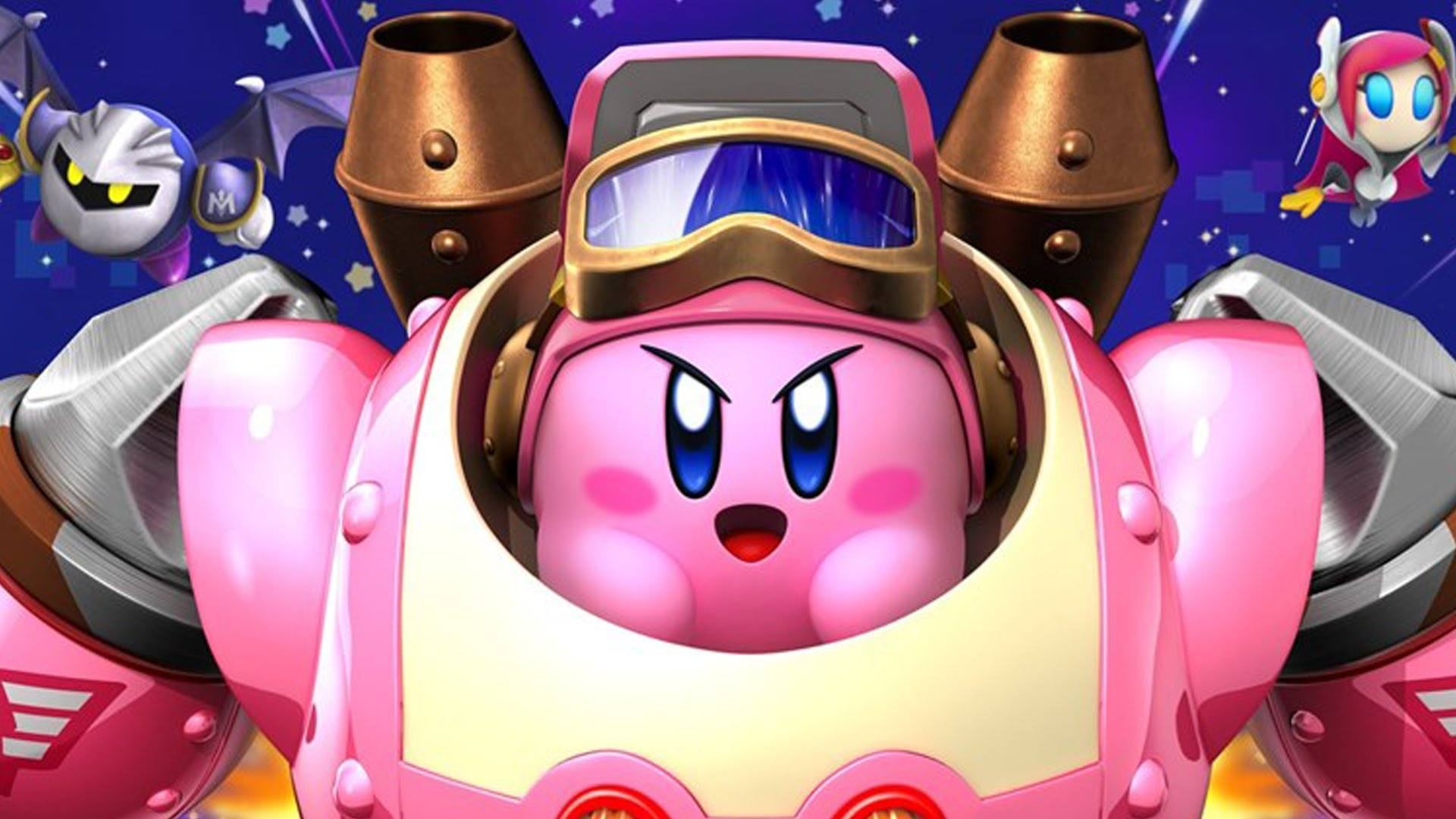 Cover art for 'Kirby: Planet Robobot'