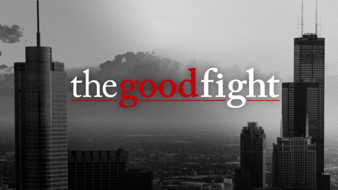 the good fight, the good wife spin-off