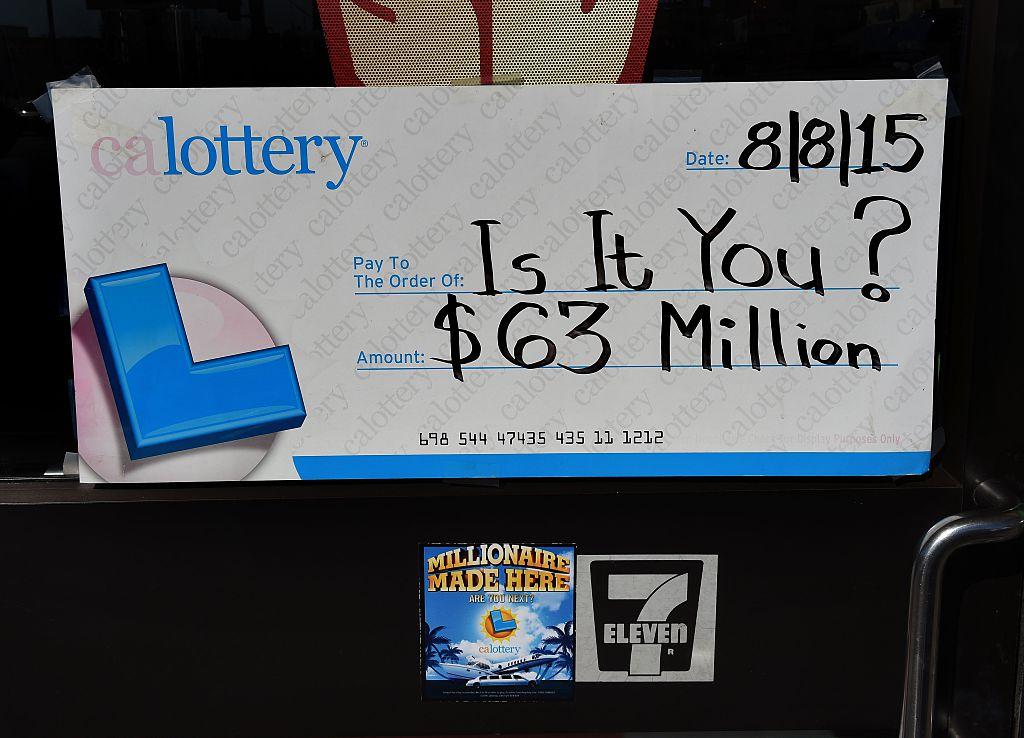 lottery check