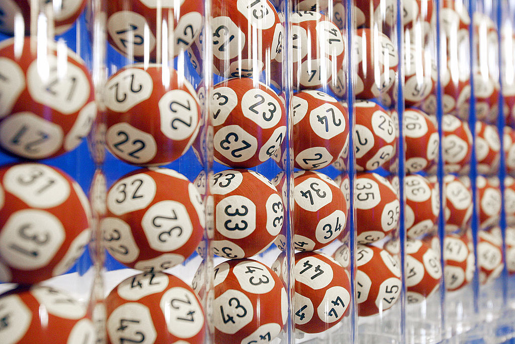 Lottery drawing