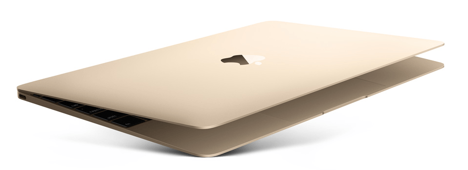 Apple's standard MacBook, 2016 edition