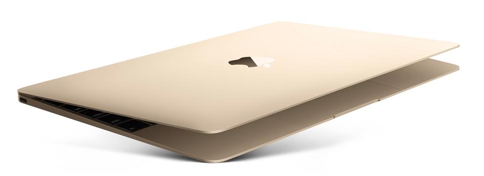 Apple's standard MacBook, 2016 edition