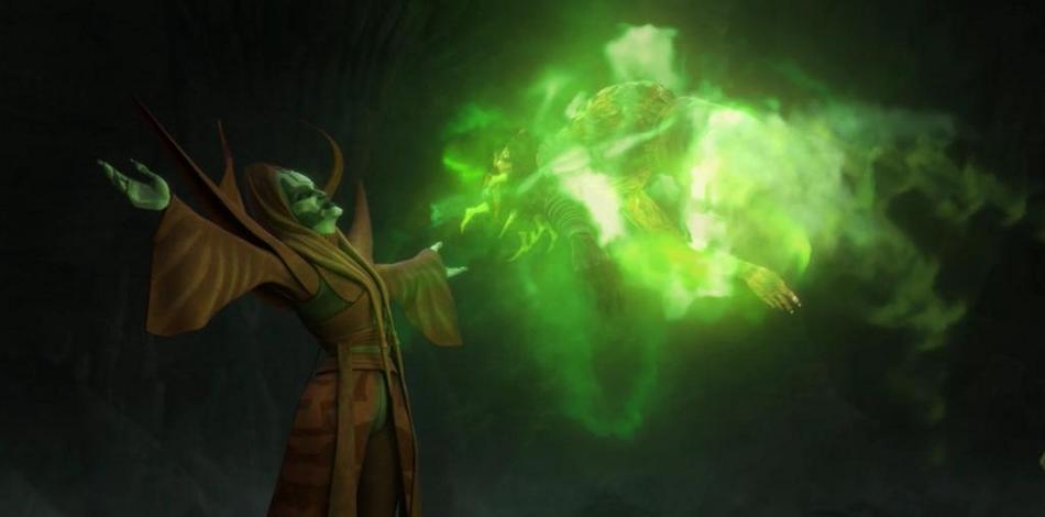 Darth Maul in Star Wars: The Clone Wars