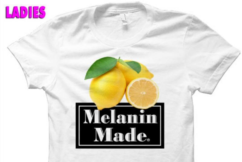 Melanin Made shirt