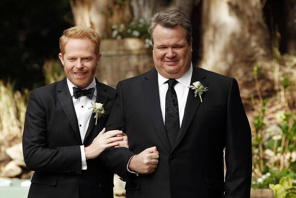 Mitchell and Cameron on Modern Family   ABC
