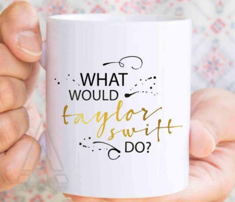 Taylor Swift mug