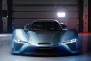 World's Fastest Electric Vehicle Is Show Car for NIO Brand