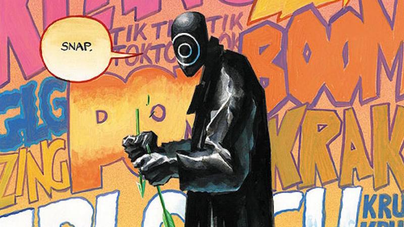 Onomatopoeia - DC Comics