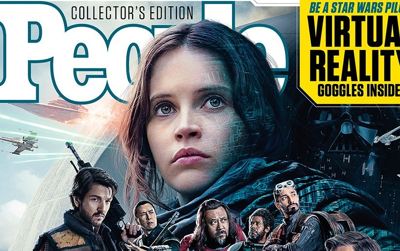 People Magazine's Rogue One feature