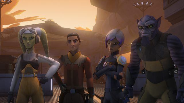 'Star Wars Rebels' is a Surprising Masterpiece, And We're Devastated That It's Done