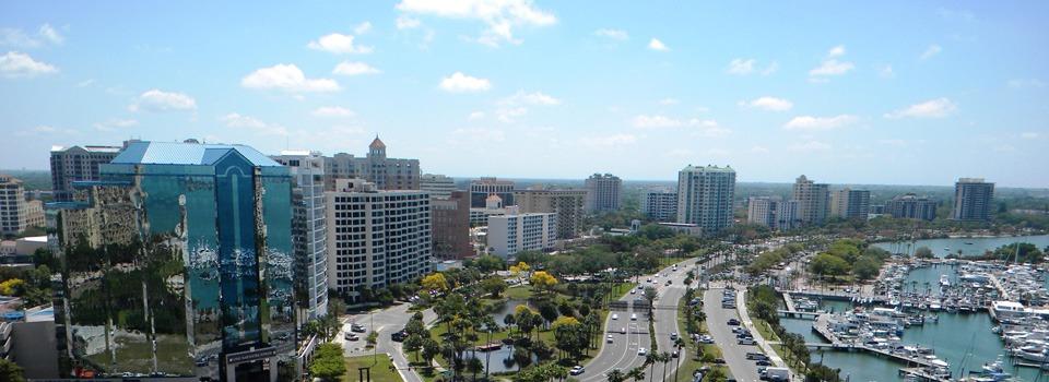 Downtown Sarasota, Florida