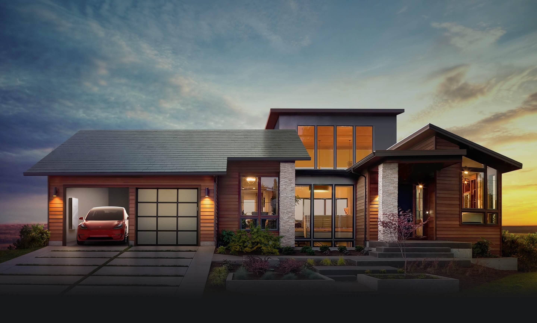 Tesla Solar Roof | Tesla