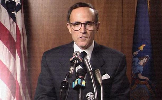 Rudy Giuliani on Seinfeld | NBC