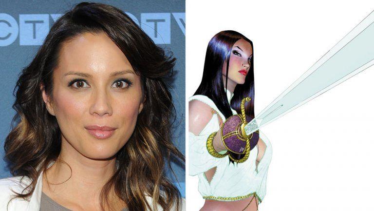 Talia al-Ghul - Green Arrow