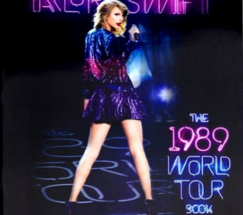 The 1989 World Tour Book