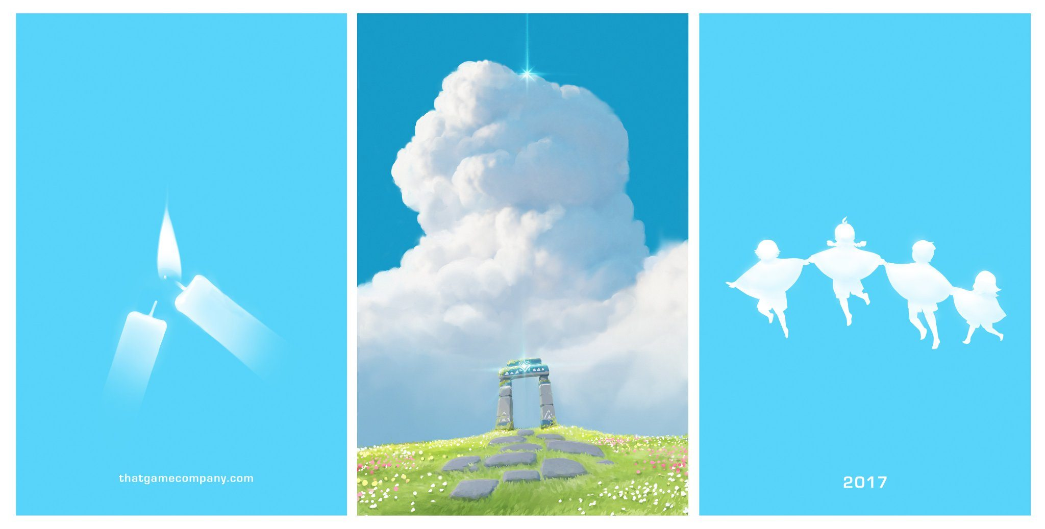 Teaser for the next game from thatgamecompany