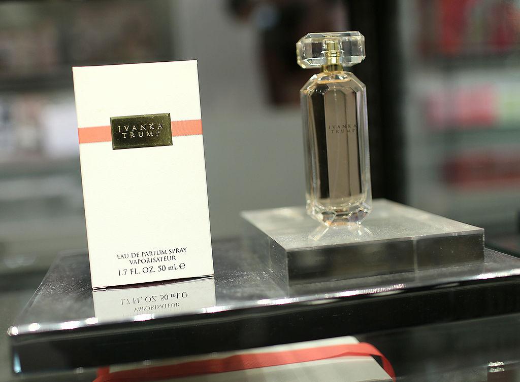 trump fragrance