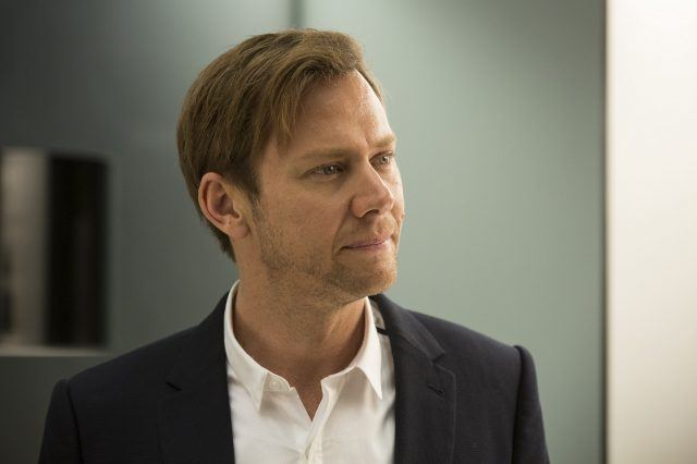 William (Jimmi Simpson) in a scene from the second episode of HBO's 'Westworld'