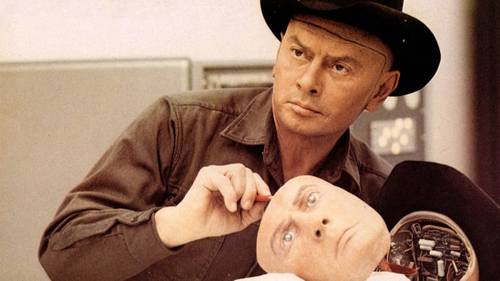 Yul Brynner in 1973's Westworld